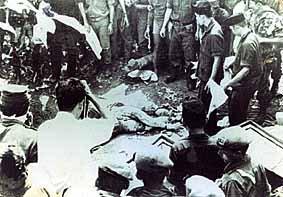 Pengambilan jenazah korban G30S PKI